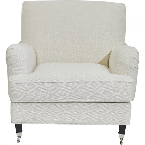 Manor Arm Chair - NATURAL - Casa Divano