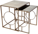 Melrose Nesting Side Tables - Casa Divano