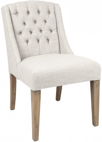 Montauk Dining Chair - NATURAL - Casa Divano