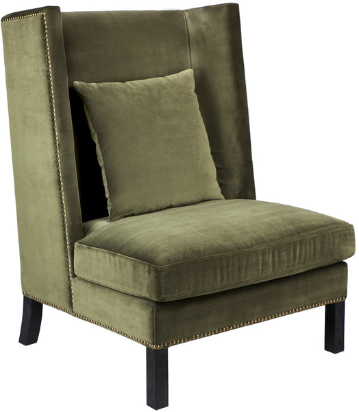 Lourdes Arm Chair - MOSS - Casa Divano
