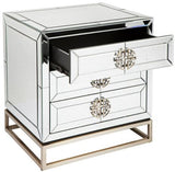 Rochester Bedside Table - Casa Divano