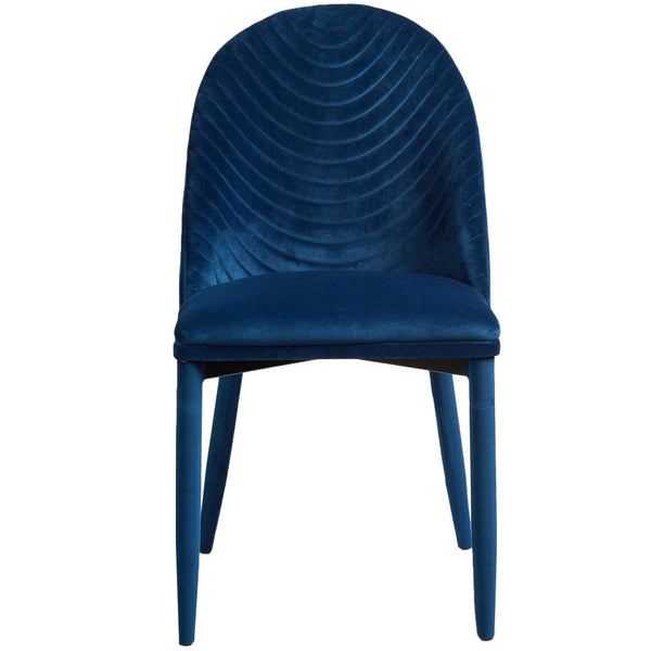 Rogue Chair - Sapphire (2 set) - Casa Divano