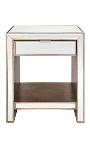 Sabrina Bedside Table - Casa Divano