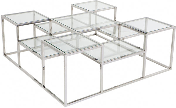 Scaffold Coffee Table - Casa Divano
