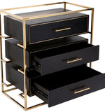 Vogue Bedside Table - Casa Divano