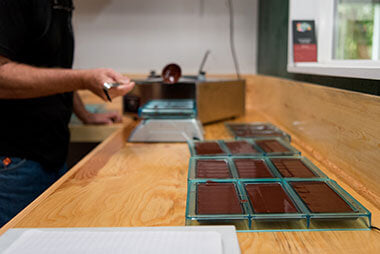 Artisanal Chocolates - Process 5
