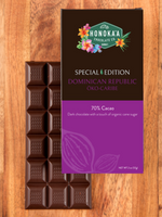 Special Edition Dominican Republic Oko Caribe 70%
