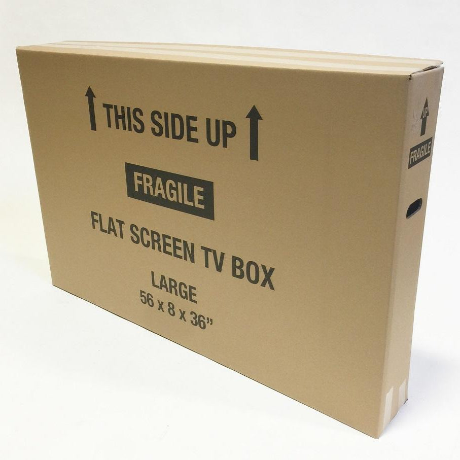 "Large TV Box (up to 62"")"
