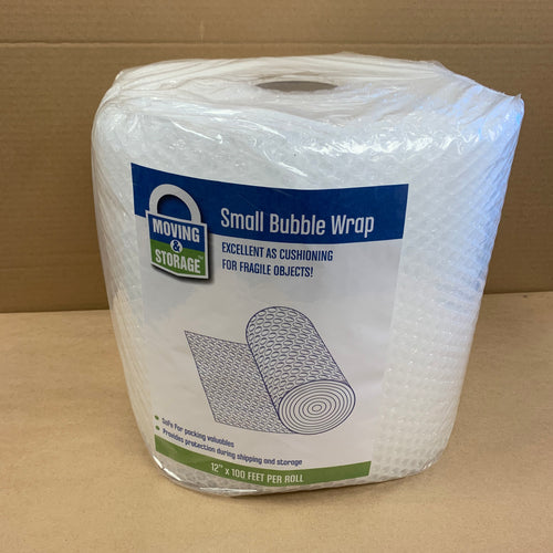 Small Bubble Wrap - 12