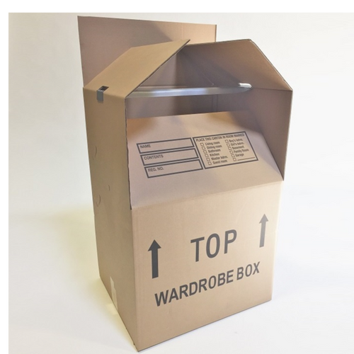 Short Wardrobe Box
