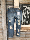 Fallon Distressed Jeans