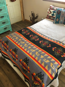 The El Paso Fleece Blanket