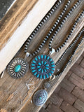 Navajo Pendant Necklaces