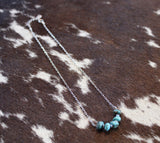 Authentic Turquoise Simple Necklace