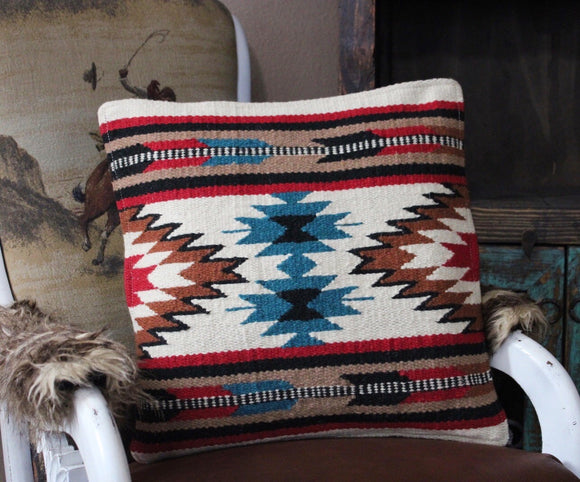 The Santa Fe Pillows - 6 Different Styles