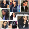 Flash Sale Last Day-GLUELESS FULL LACE WIG STRAIGHT