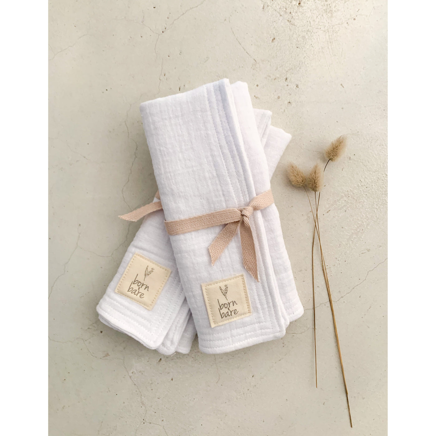 Multi purpose muslin cloth