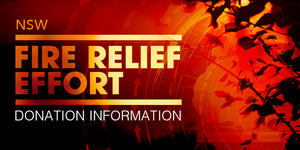 Bushfire Appeal NSW/ACT