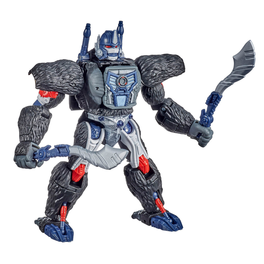 Transformers Generations: Kingdom Voyager WFC-K8 Optimus Primal