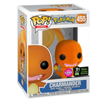 FUNKO POP! Games: Pokémon - Charmander Flocked