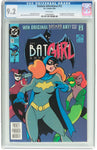 Batman Adventures (1993) 12 CGC 9.2