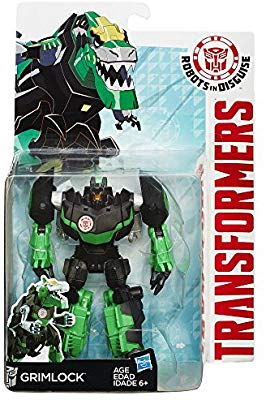 Hasbro Transformers Robots in Disguise Warrior Class Grimlock
