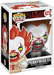 Funko Pop Horror Pennywise (With Teeth)