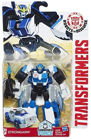 Hasbro - Transformers Robots-In-Disguise STRONGARM