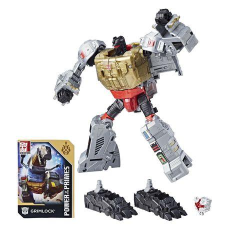 Transformers: Generations Power of the Primes Voyager Class Grimlock