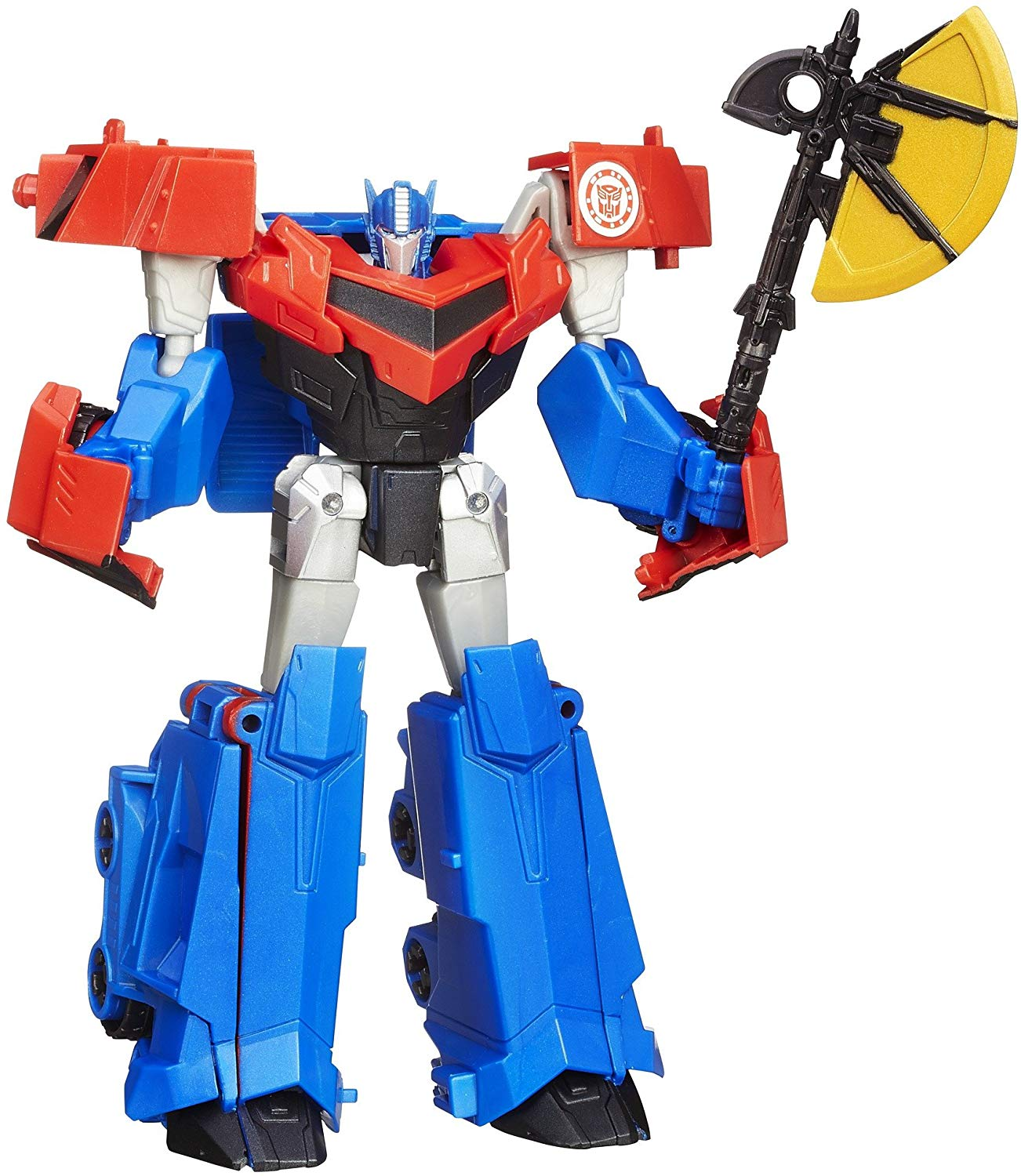 Hasbro Transformers Robots in Disguise Warrior Class Optimus Prime