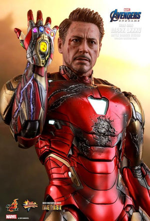 Hot Toys Avengers: Endgame Iron Man Mark LXXXV (Battle Damaged Ver)