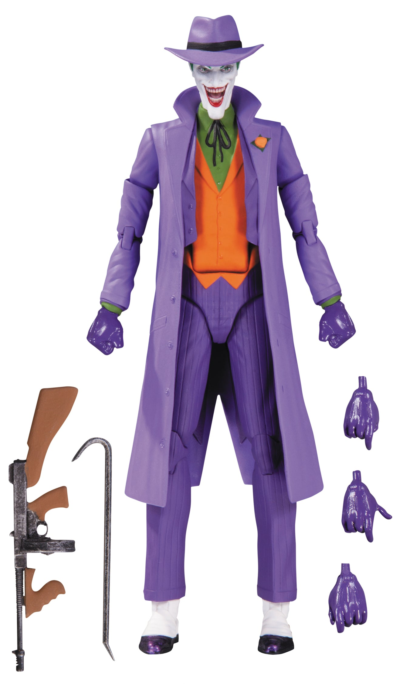 DC Icons Death in the Family Joker action figure