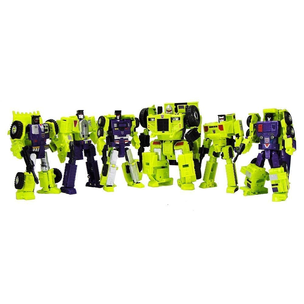 Transformers United Warrior - UW-04 DEVASTATOR