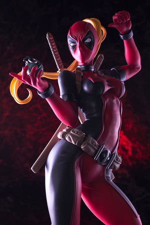 Marvel Bishoujo Lady Deadpool