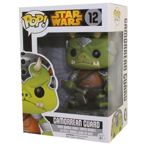 Funko POP Star Wars Gamorrean guard #12