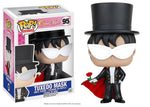 Funko POP Sailor Moon - Tuxedo mask vinyl figure
