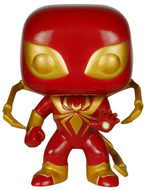 Funko Pop! Marvel Spider-man Iron spider #107