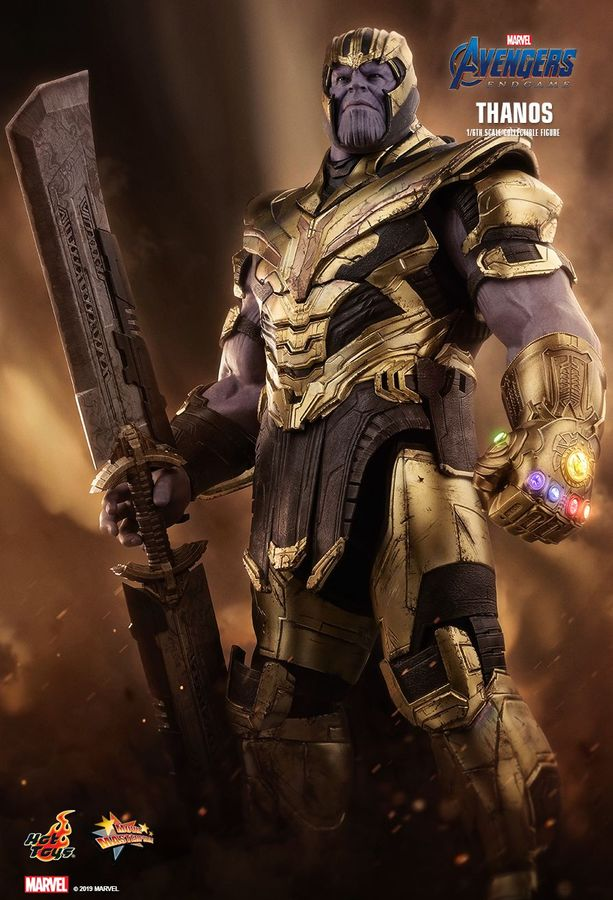 Hot Toys AVENGERS: ENDGAME  THANOS  MMS529