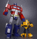 TAKARA TOMY MASTERPIECE MP-21 BUMBLE BEE (w SPIKE)
