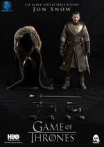 ThreeZero Game of Thrones Jon Snow (season 8)  1/6 scale figure