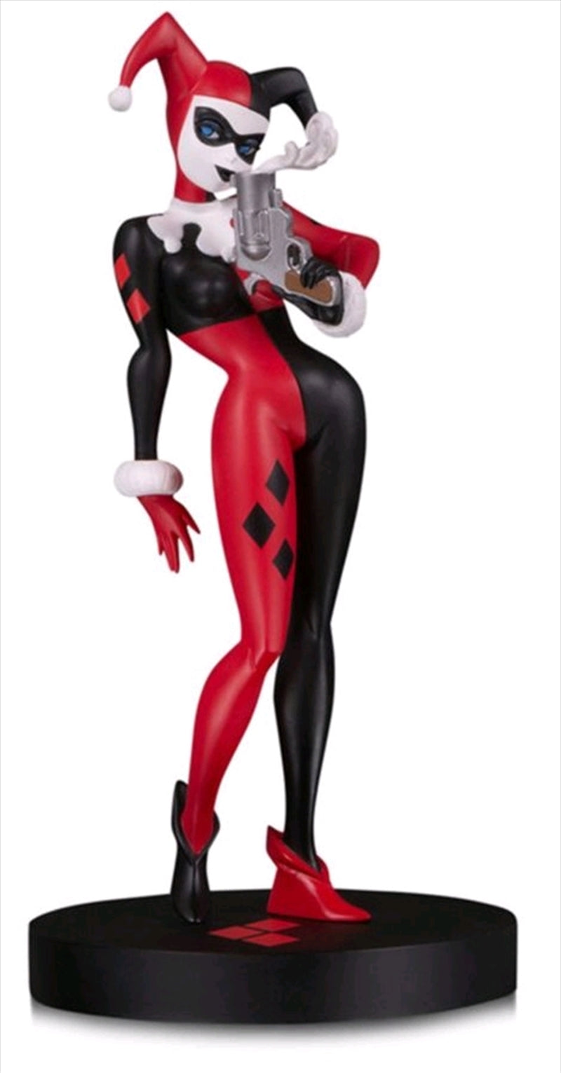 DC Desiger Harley Quinn Statue by Bruce Timm