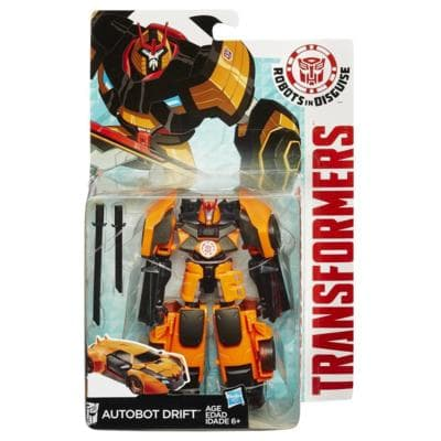 Hasbro Transformers Robots-In-Disguise Autobot Drift