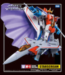 Takara Tomy Transformers  MASTERPIECE STARSCREAM MP11 - CORONATION SET