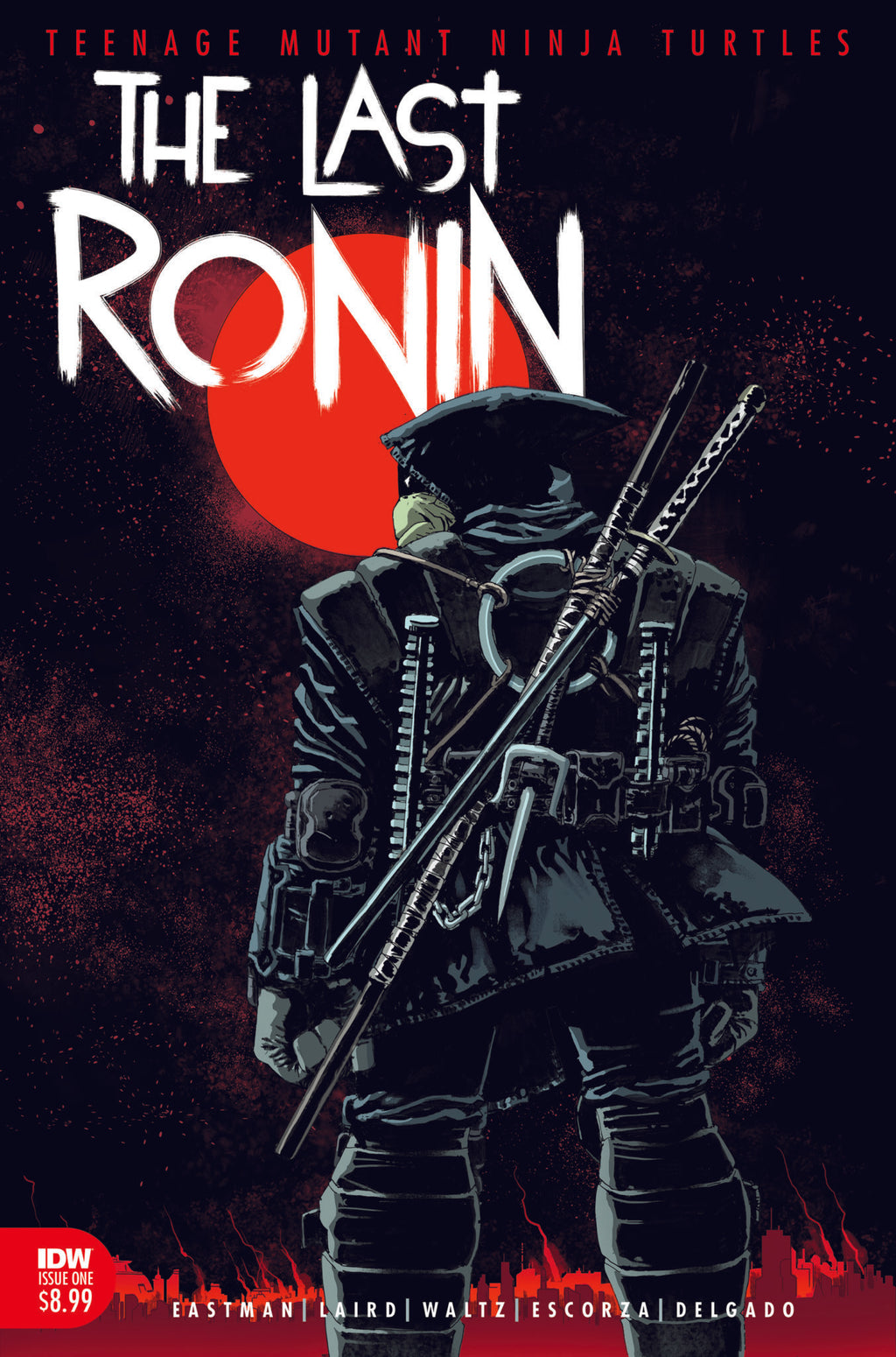 Teenage Mutant Ninja Turtles: The Last Ronin #1