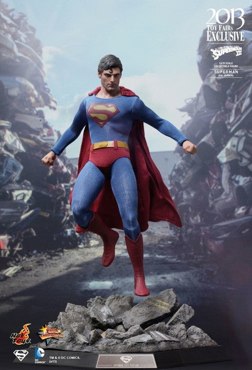 Hot Toys DC Superman III Evil version TOY FAIR EX. - MMS207