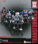 Transformers - Kids Logic TF03 set of 5 mini figures