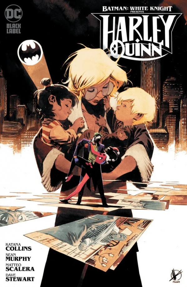 Batman: White Knight Presents Harley Quinn 1