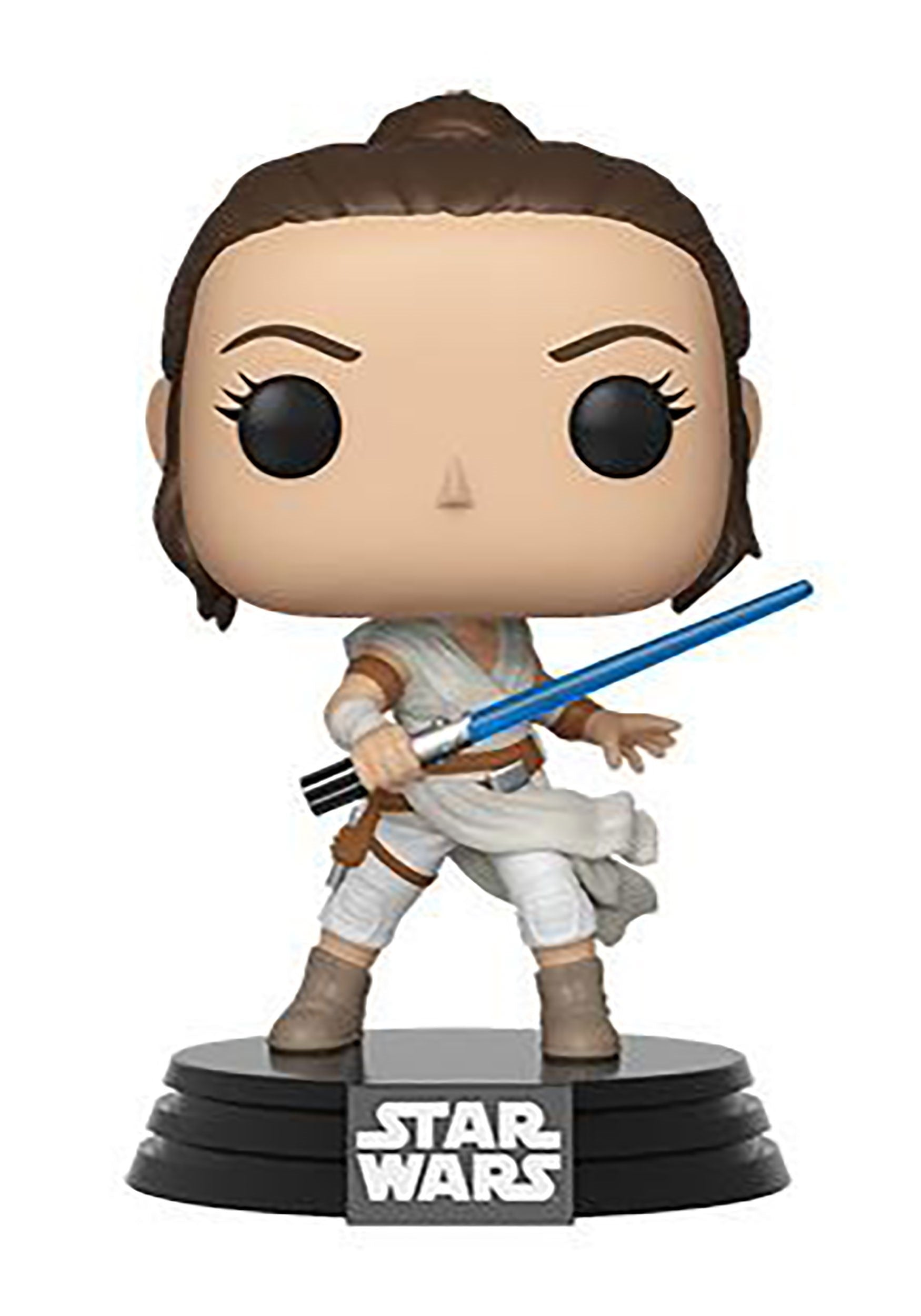 Funko POP : Star Wars - Rey with Lightsaber Episode VII