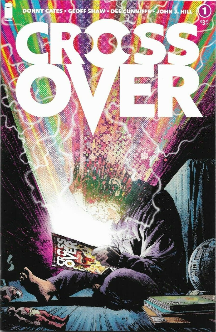 Crossover (2020) 1: Secret variant