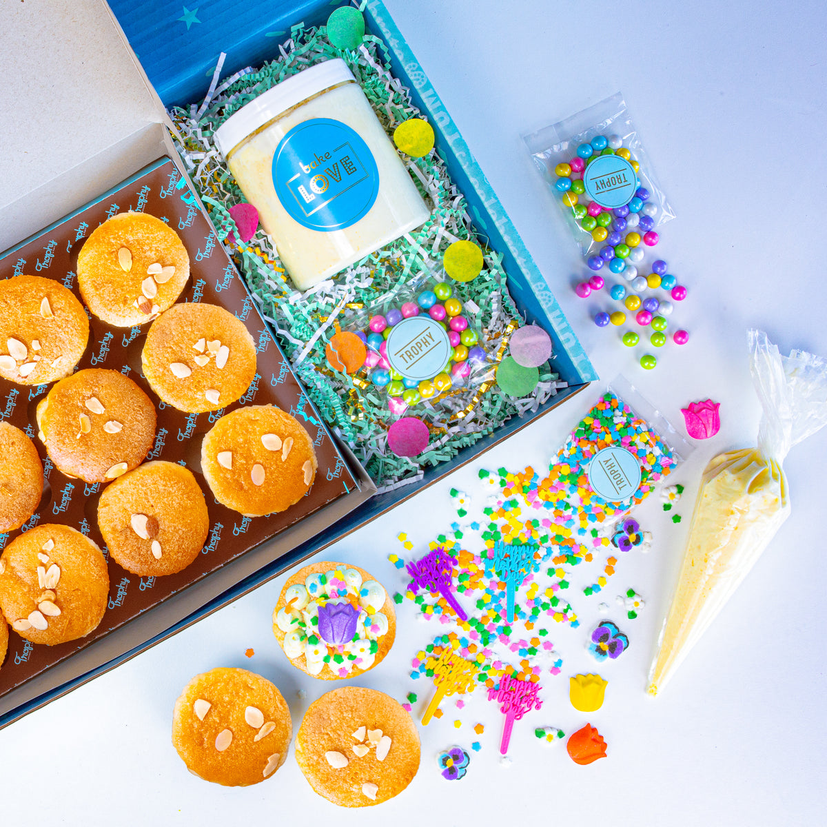 Mother's Day DIY Cupcake Kit